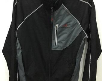 Vintage 90's Mountain Heart Classic Design Skate Sweat Shirt Sweater Varsity Jacket Size M #C13