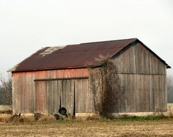 Red barn Ohio