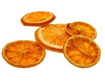 Natural Dried Orange Slices x 15 Pack - Christmas, Crafts, Garlands, Pot Pourri, Wreath Making