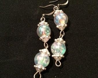 Hanging droplet Earrings