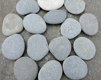 15 Skipping stones