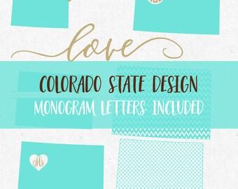 Colorado State Svg svg monogram font svg font svg frame Cricut svg Silhouette svg designs state outline png dxf jpg svg bundle cutting files