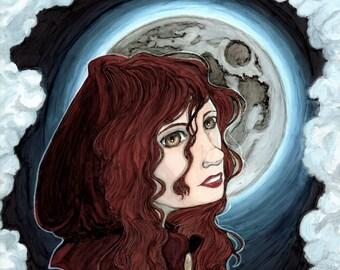 Red Moon Rising ORIGINAL