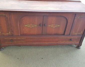 Crestwood Vintage TV Cabinet