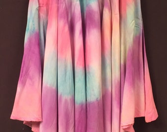 Tie Dyed Dress, one of a kind! Size S
