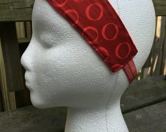 Red & Orange Headband