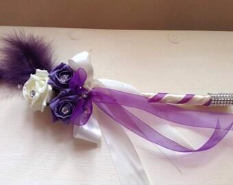 Flowergirl / princess wand