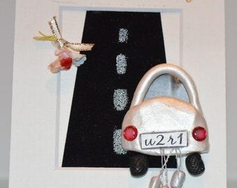 Framette, wedding car