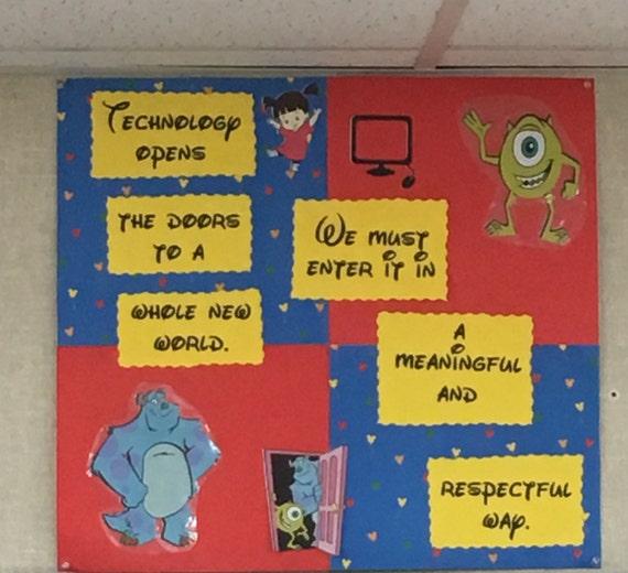 Classroom Decor Items : Items similar to disney theme classroom respectful