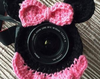 Minnie Mouse Camera Buddy