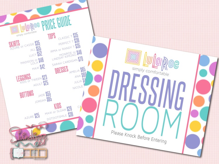 Dressing Room Signs Site Pinterest Com