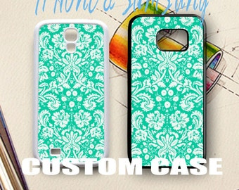 Turquoise phone case