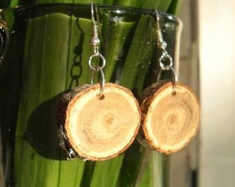 Apple-tree Earrings
