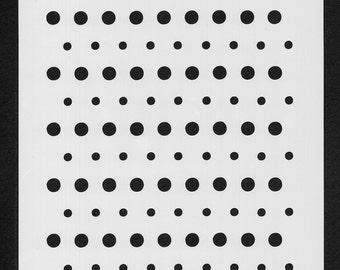 Stencil Set Circles (Set of 3)