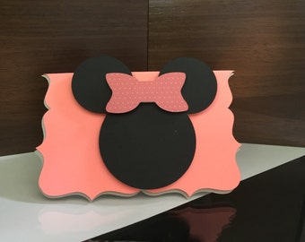 Minnie Mouse Card Set (6)