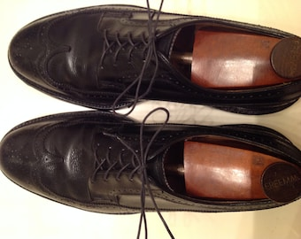 Awesome Florshiem vintage long wing wingtips