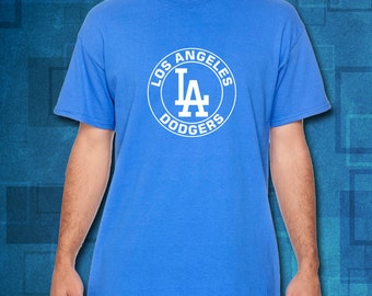 Los Angeles Dodgers T-Shirt // LA Dodgers // Dodgers T-shirt