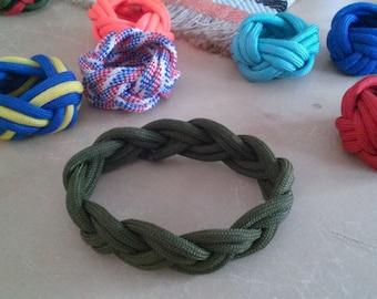 Turks head bracelet