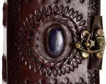 God's Eye Leather Journal