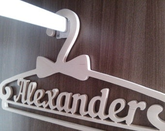 "Сoat hanger with a name ""Alexander"""