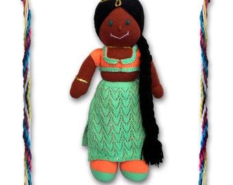 Doll /Toy  Knitting Pattern