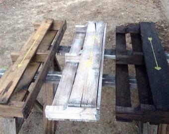 Pallet Wood Shelf