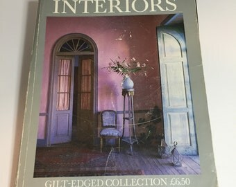 The World of Interiors - Gilt-Edged Collection, Vol.1, 1986