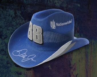 Dale Earnhardt Jr., #88  Nationwide Insurance Cowboy Hat