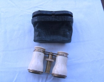 Antique Ivory opera glasses