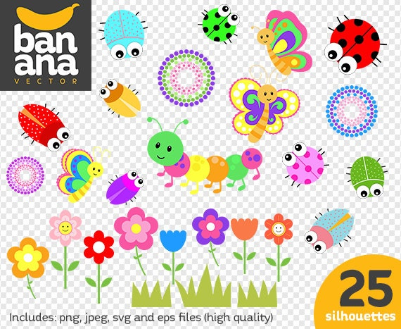 sale bugs clipart png jpg svg eps files high resolution bv