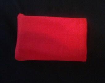 Red Tarot Bag