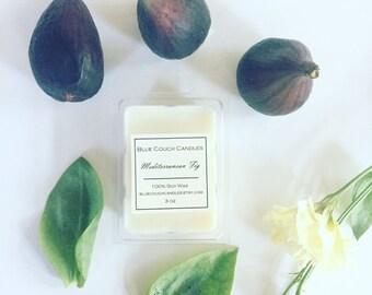 Soy Wax Melts, Wax Tarts Mediterranean Fig 3 oz