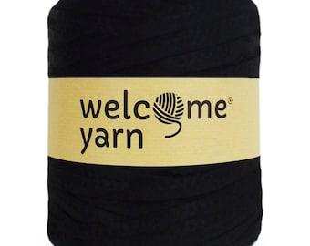Black T-shirt Yarn