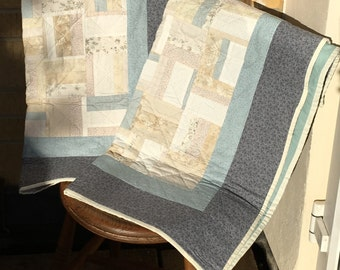 Child's Handmade Patchwork Quilts