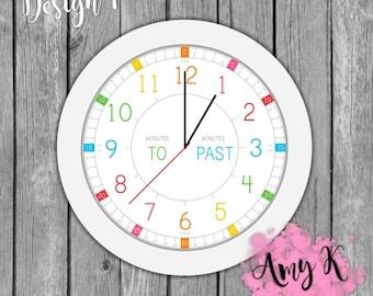 Kids Clock