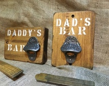 Vintage Inspired Hand Crafted Bottle Openers