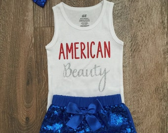 American | beauty | 4th of July