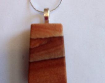 Picture Sandstone Pendant