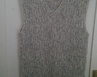 Handmade men's vest