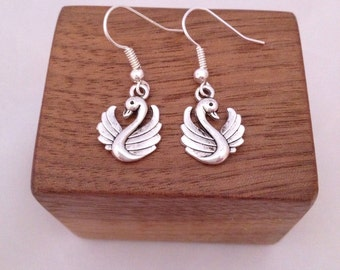 Swan Lake Earrings