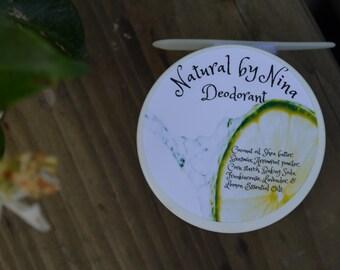 Natural Deodorant, Homemade Deodorant, Deodorant, Organic Deodorant