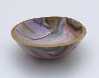Ring Dish, Jewelry bowl, Ring holder