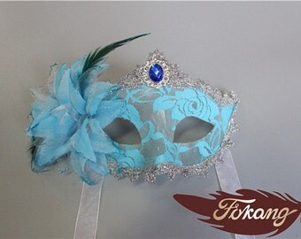 Feather Mask - 26