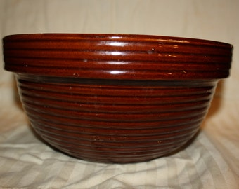 Heavy Stoneware Batter Bowl