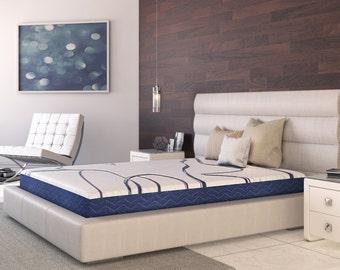 SleepFastNOW  Cool Breeze GEL Foam mattress.  FREE SHIPPING! Wholesale Price!