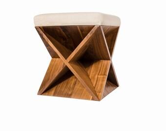 X stool/ottoman