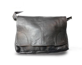 Handmade Leather Bag Thu-panther