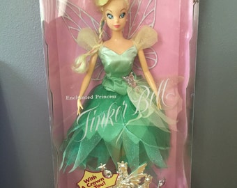 Disney Princess - Enchanted Princess Tinker Bell Doll