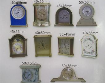 10 X Mantle Clocks