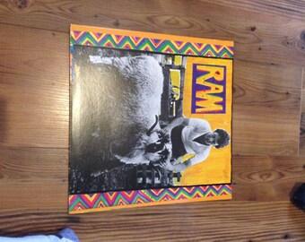 Paul McCartney Ram Vinyl LP